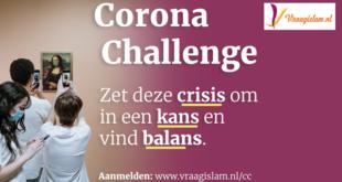Corona Challenge-crisis-kans-balans