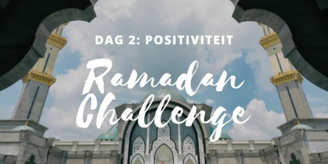 2020 Ramadan Challenge dag 2