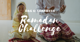 Taraweeh gebed - Ramadan Challenge dag 6