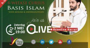 cursus basis islam